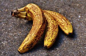 sposoby na dojrzałego banana