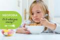NEOFOBIA – nieuchronny etap w rozwoju dziecka?
