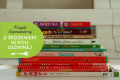 Książki o jedzeniu i gotowaniu dla dzieci