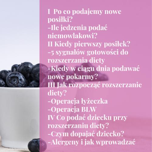 Rozszerzanie Diety Niemowlaka Bez Tajemnic Aktualizacja 2019