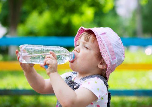 w czym podać wodę