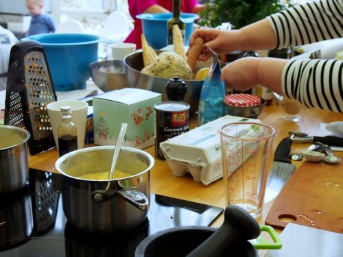 WARSZTATY kulinarne power mama