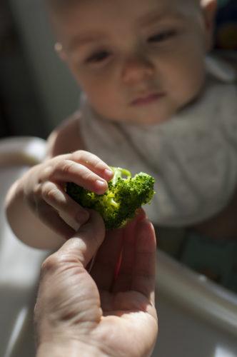 dzieci nie chcą jeść warzyw