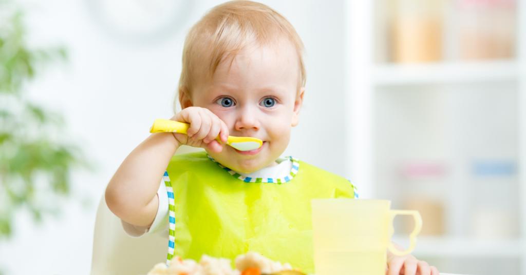 konsystencja posiłków dla niemowląt