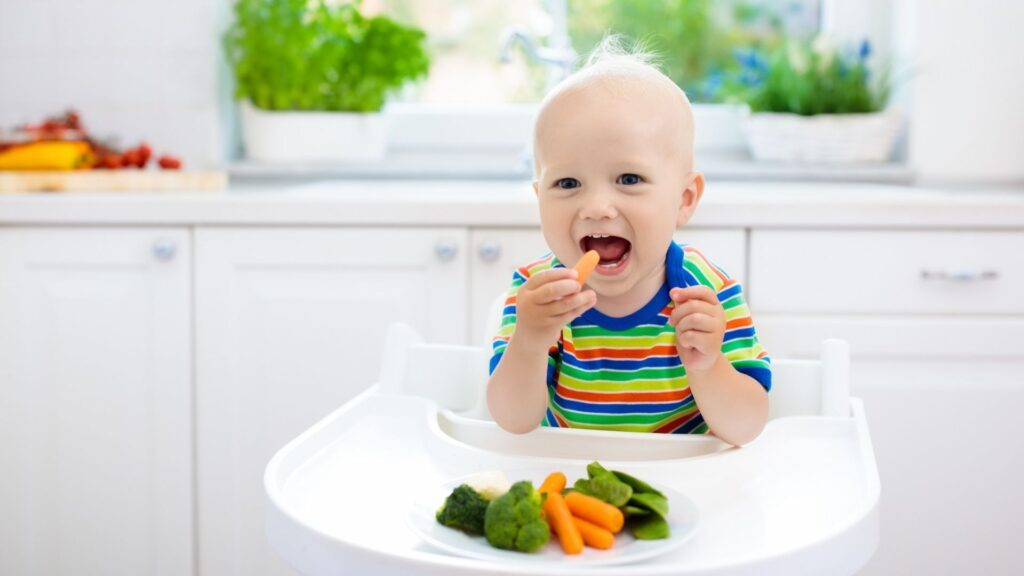 jak dzieci uczą się smaków