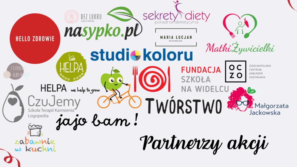 partnerzy akcji niesłodki prezent