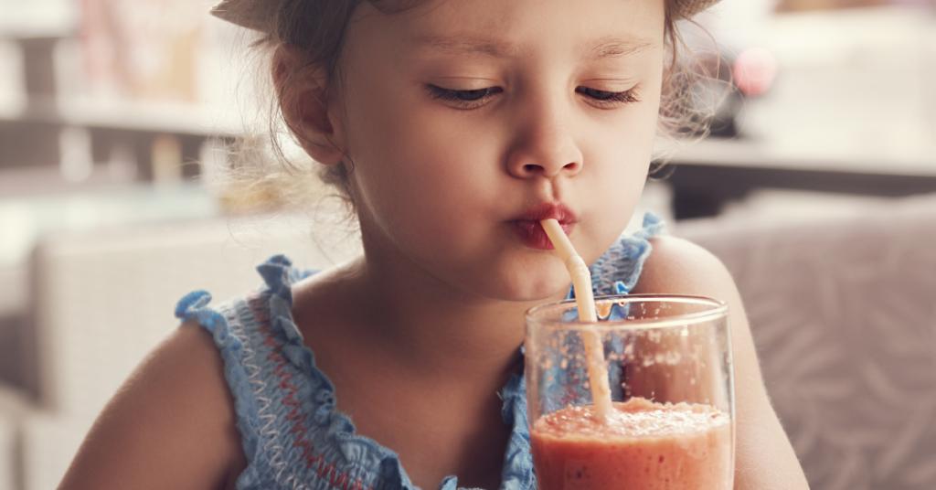 soki i musy dla dziecka